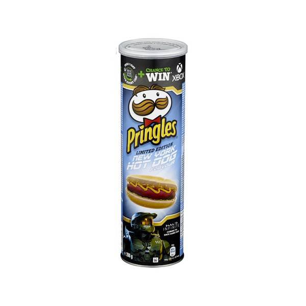 Bilde av Pringles New York Hot Dog